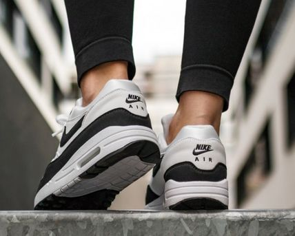 Nike Low-Top Street Style Leather Low-Top Sneakers 3