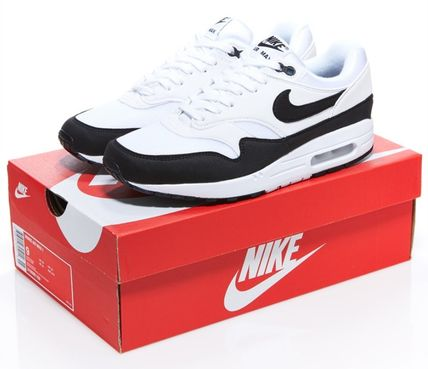 Nike Low-Top Street Style Leather Low-Top Sneakers 5