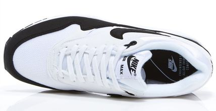 Nike Low-Top Street Style Leather Low-Top Sneakers 8