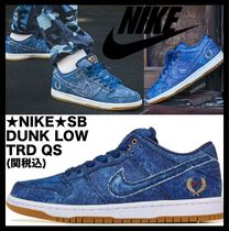 Nike DUNK Street Style Sneakers