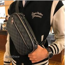 Louis Vuitton DAMIER GRAPHITE 3WAY Messenger & Shoulder Bags