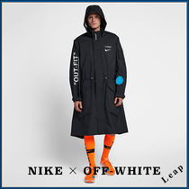 Off-White Street Style Collaboration Jackets