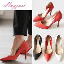 Handmade Pointed Toe Pumps & Mules
