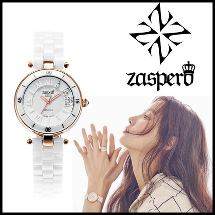 Round Elegant Style Analog Watches