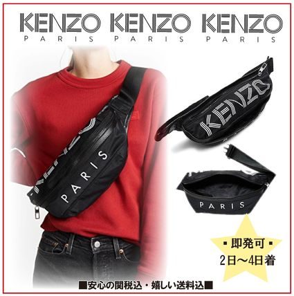 Unisex Street Style 2WAY Shoulder Bags