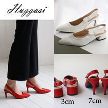 Handmade Office Style Pumps & Mules