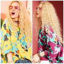 ELF SACK Casual Style Street Style Shirts & Blouses