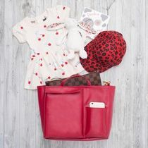 The Nappy Society Blended Fabrics Mothers Bags