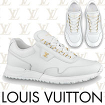 Louis Vuitton MONOGRAM Monogram Street Style Plain Leather Sneakers