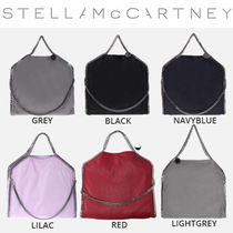 Stella McCartney FALABELLA Casual Style 2WAY Plain Totes
