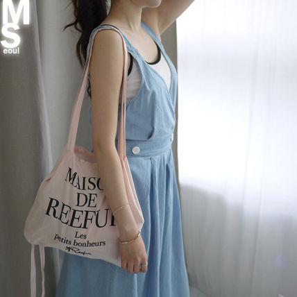 Dresses Casual Style Sleeveless V-Neck Plain Cotton Long Midi 10