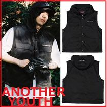 ANOTHERYOUTH Unisex Street Style Vests