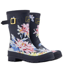 Joules Clothing Flower Patterns Rain Boots Boots