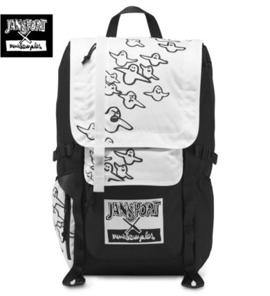 Street Style Collaboration Backpacks