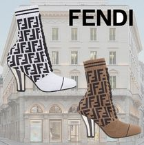 FENDI Casual Style Ankle & Booties Boots