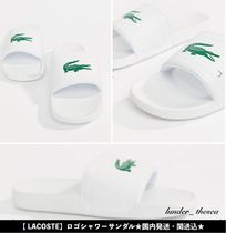 LACOSTE Shower Shoes Shower Sandals
