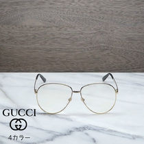 GUCCI Unisex Tear Drop Sunglasses