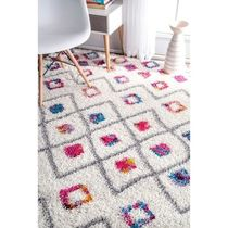 Dots Morroccan Style Carpets & Rugs
