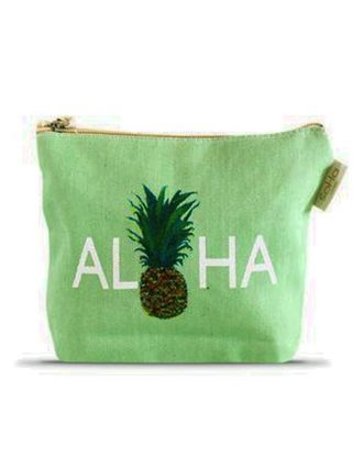 Tropical Patterns Pouches & Cosmetic Bags