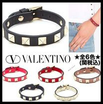 VALENTINO Leather Bracelets