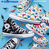 CONVERSE ALL STAR Unisex Other Animal Patterns Sneakers