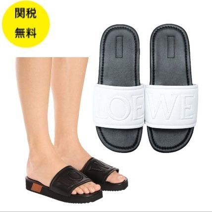 Open Toe Rubber Sole Casual Style Leather Sport Sandals