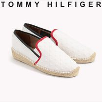 Tommy Hilfiger Casual Style Street Style Plain Pointed Toe Shoes