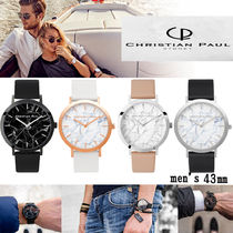 Christian Paul Analog Watches