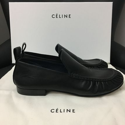 e7bbd0a109b CELINE 2018 SS Loafer Pumps   Mules by SugarShop - BUYMA
