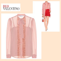RED VALENTINO Long Sleeves Medium Shirts & Blouses