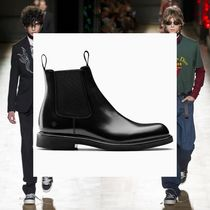 DIOR HOMME Leather Chelsea Boots Chelsea Boots