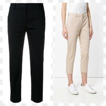 MaxMara Casual Style Plain Cropped & Capris Pants