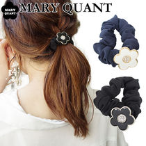 MARY QUANT Scrunchy Casual Style Elastics