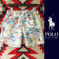 POLO RALPH LAUREN Tropical Patterns Beachwear