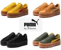 PUMA Platform Casual Style Suede Collaboration