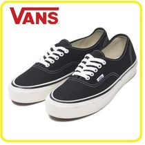 VANS AUTHENTIC Casual Style Unisex Low-Top Sneakers