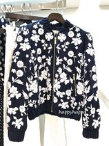 Michael Kors Flower Patterns Jackets