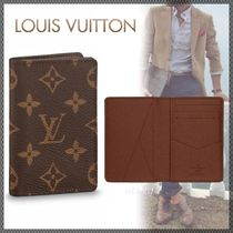 Louis Vuitton MONOGRAM Monogram Canvas Street Style Card Holders