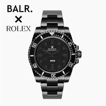 BALR Collaboration Analog Watches