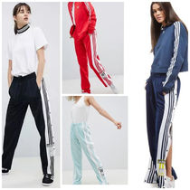 adidas Casual Style Street Style Plain Long Pants
