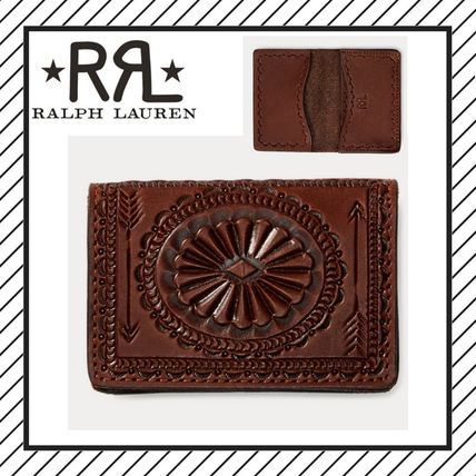 Leather Handmade Tribal Card Holders