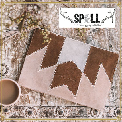Leather Elegant Style Clutches