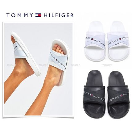 709ca6bc63fe Tommy Hilfiger. Rubber Sole Casual Style Unisex Street Style Plain  2018 SS