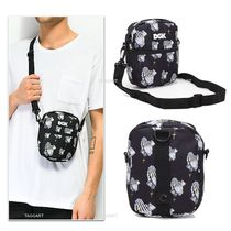 DGK Unisex Street Style Bag in Bag Messenger & Shoulder Bags