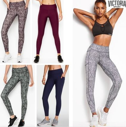 fe82d06a87b7 Shop sportswear bottoms today to find sexy styles in leggings yoga pants  joggers shorts and more. Victorias secret ...