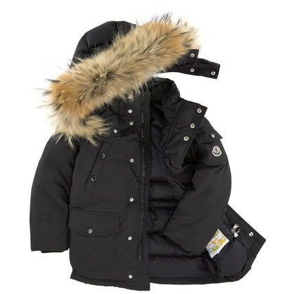 MONCLER More Kids Girl Outerwear Petit Kids Girl Outerwear 2