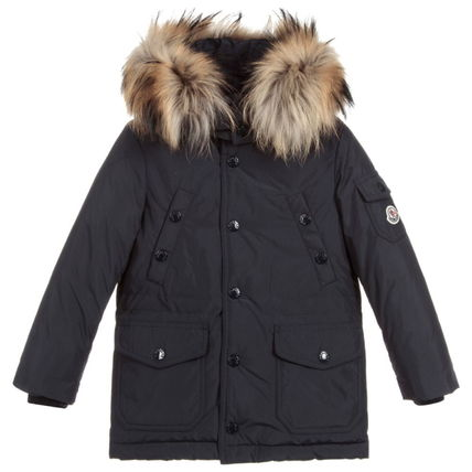 MONCLER More Kids Girl Outerwear Petit Kids Girl Outerwear 3