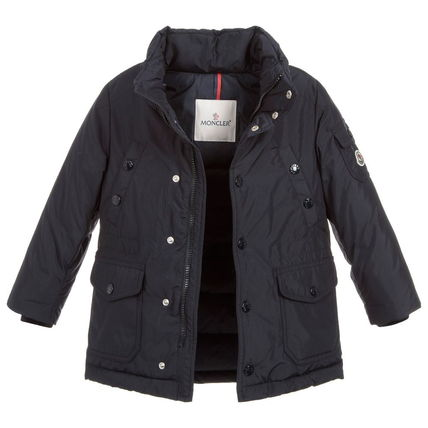 MONCLER More Kids Girl Outerwear Petit Kids Girl Outerwear 6