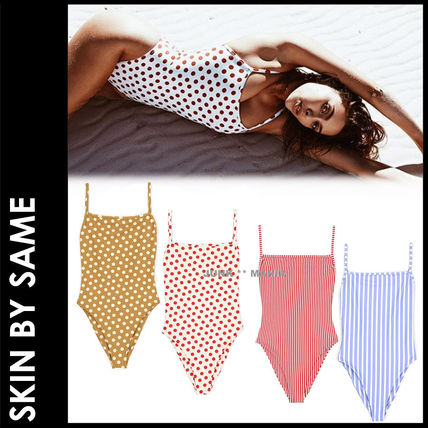 Stripes Dots Beachwear
