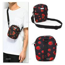 DGK Flower Patterns Unisex Street Style Bag in Bag